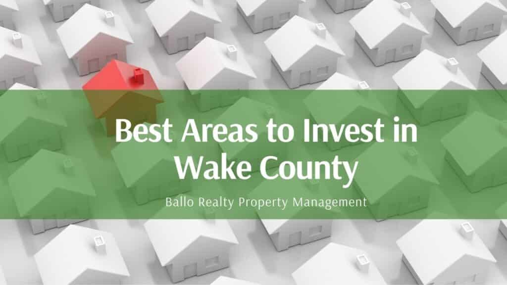 best areas to invest